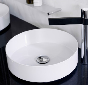 feature bathrooms