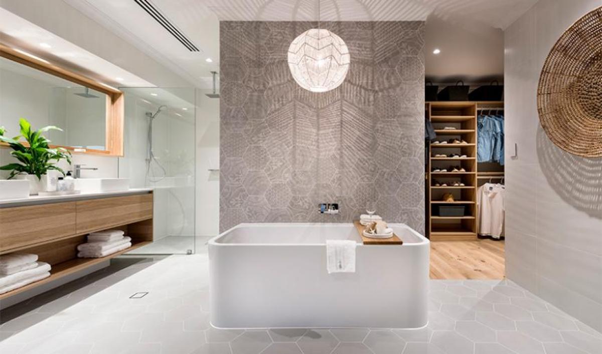 sorrento ensuite bathroom gallery freestanding bath
