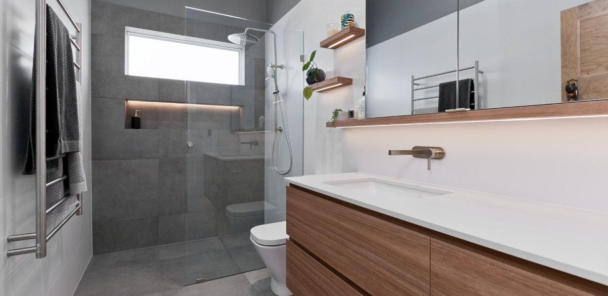 daglish main project gallery shower