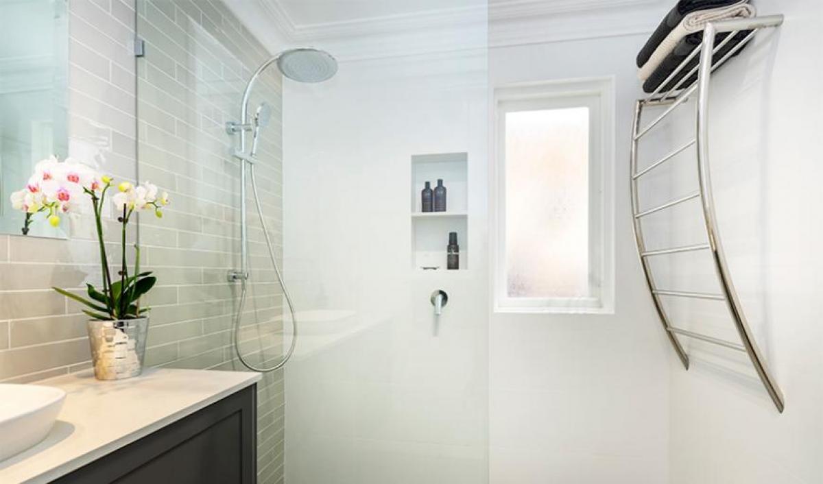 east fremantle mainbathroom bathroom gallery towel ladder