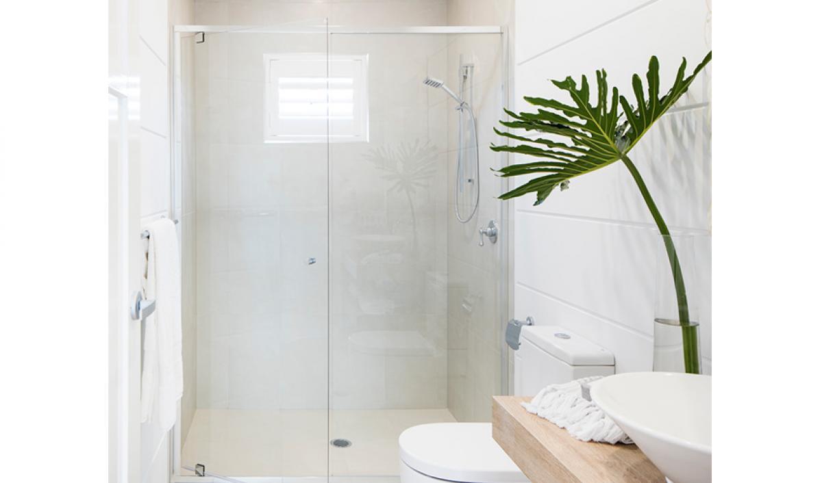 Reece bathroom gallery shower screen