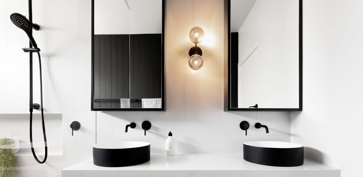 beaumaris main project gallery basin matte black