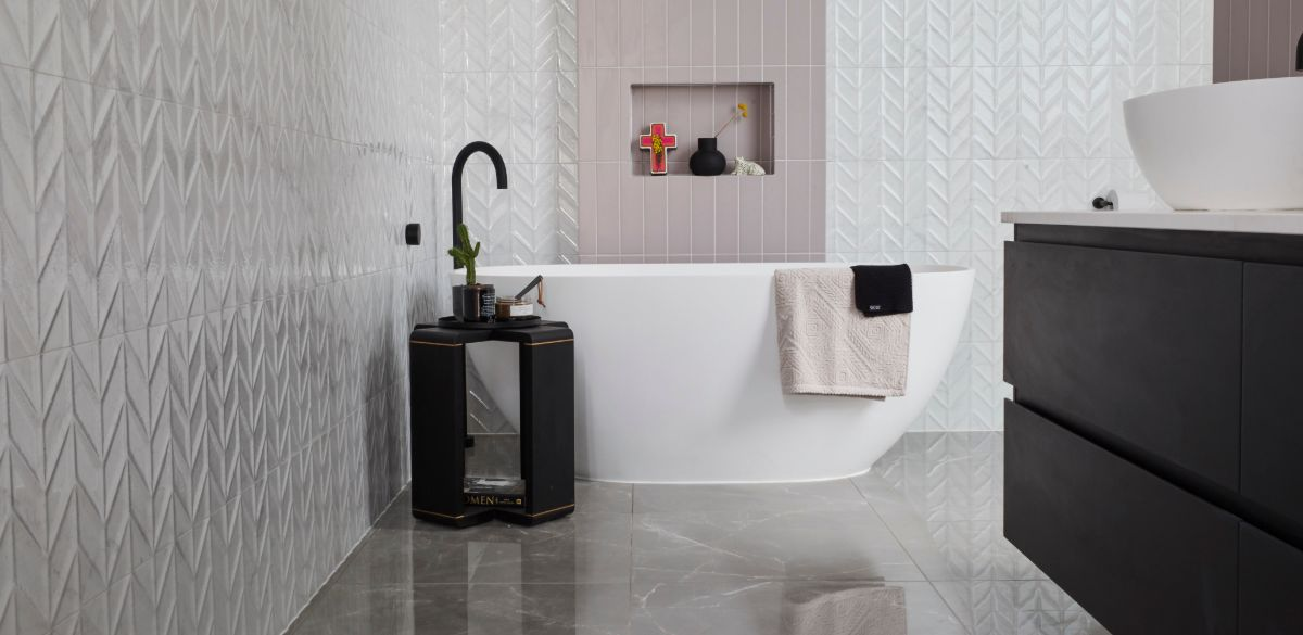 the block bathroom freestanding bath