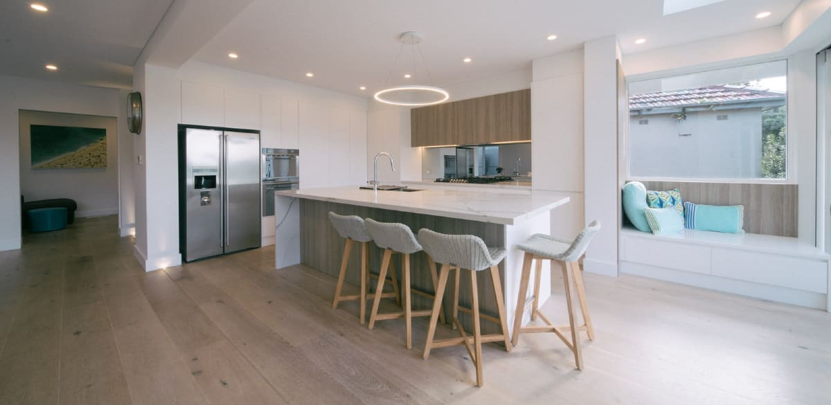 reece kitchen renovation