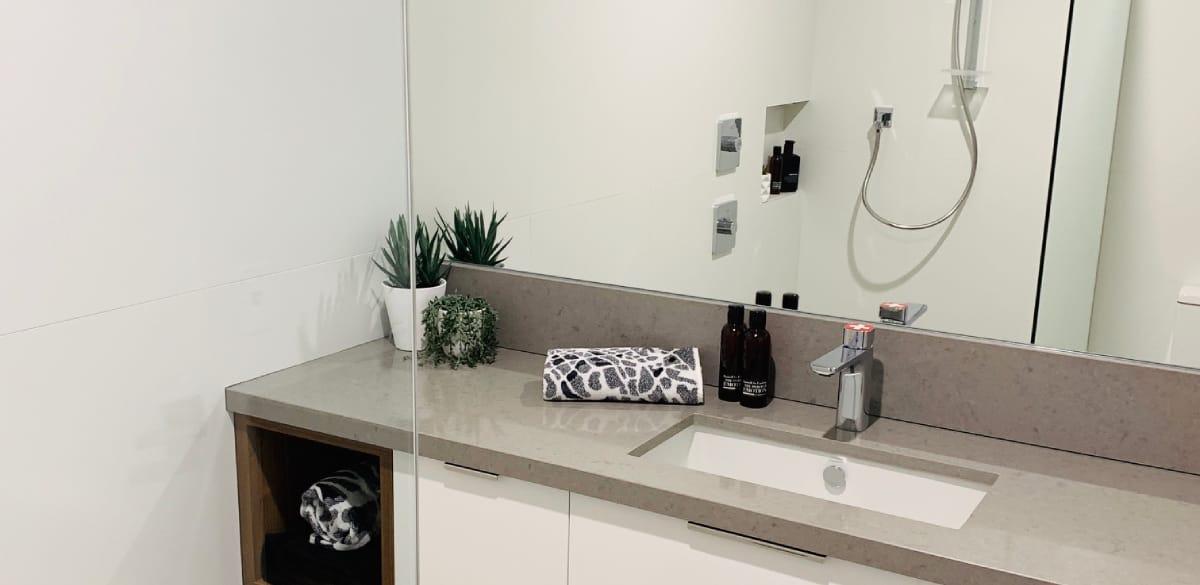 essendon main bathroom renovation