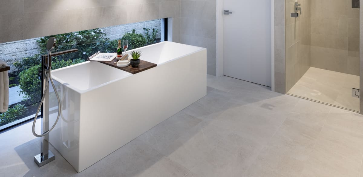 dianella ensuite project gallery bath freestanding