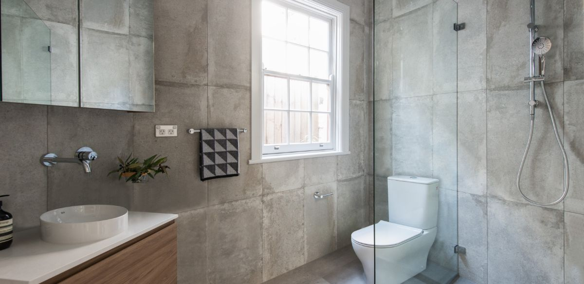 newtown ensuite project gallery basin