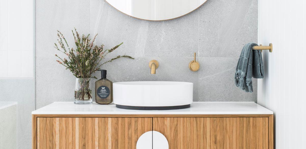 matte white counter basin