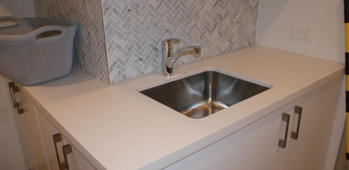 wahroonga laundry project gallery sink