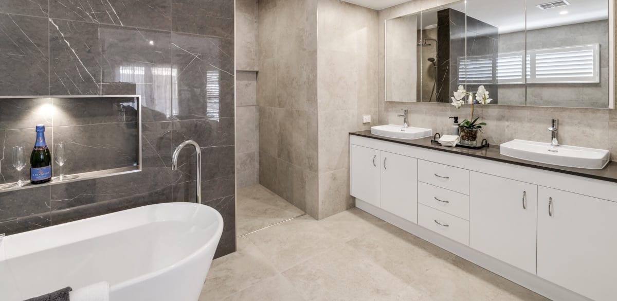 bathroom freestanding bath