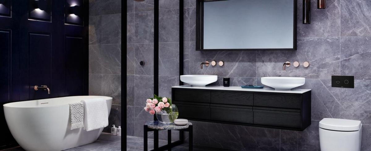 material crush luxe bathroom shaynna blaze 1