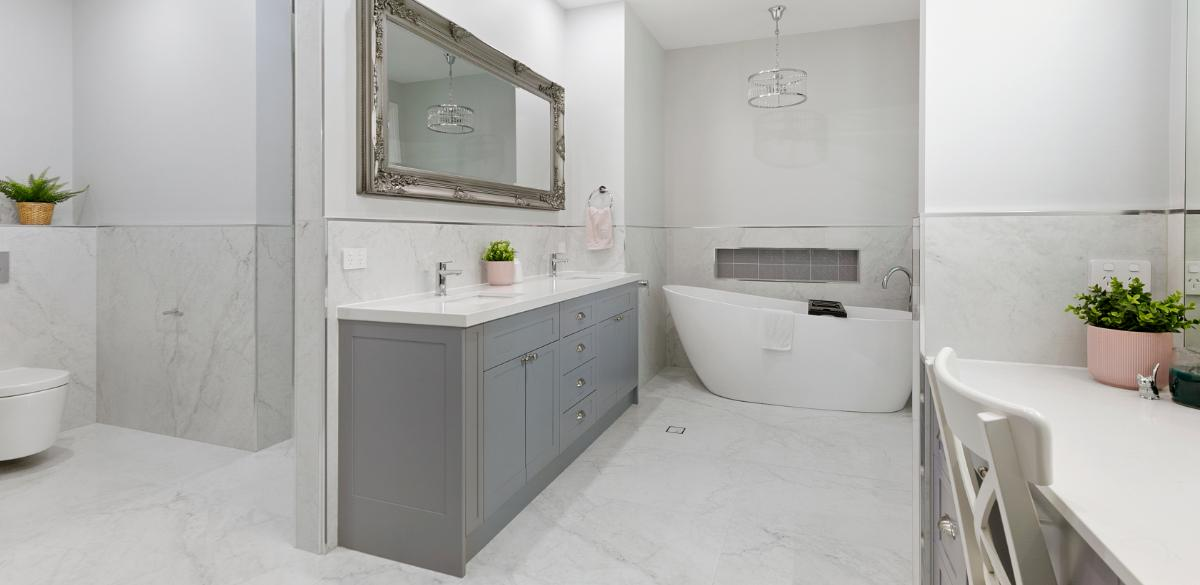 hamptons bathroom vanity unit