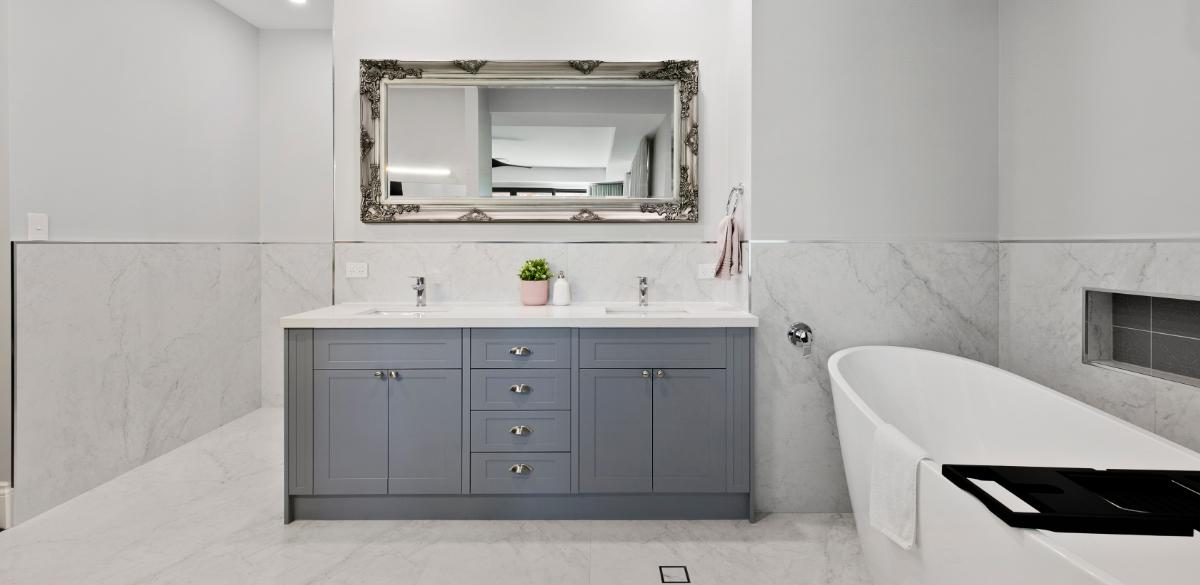 thornlands ensuite project gallery vanity