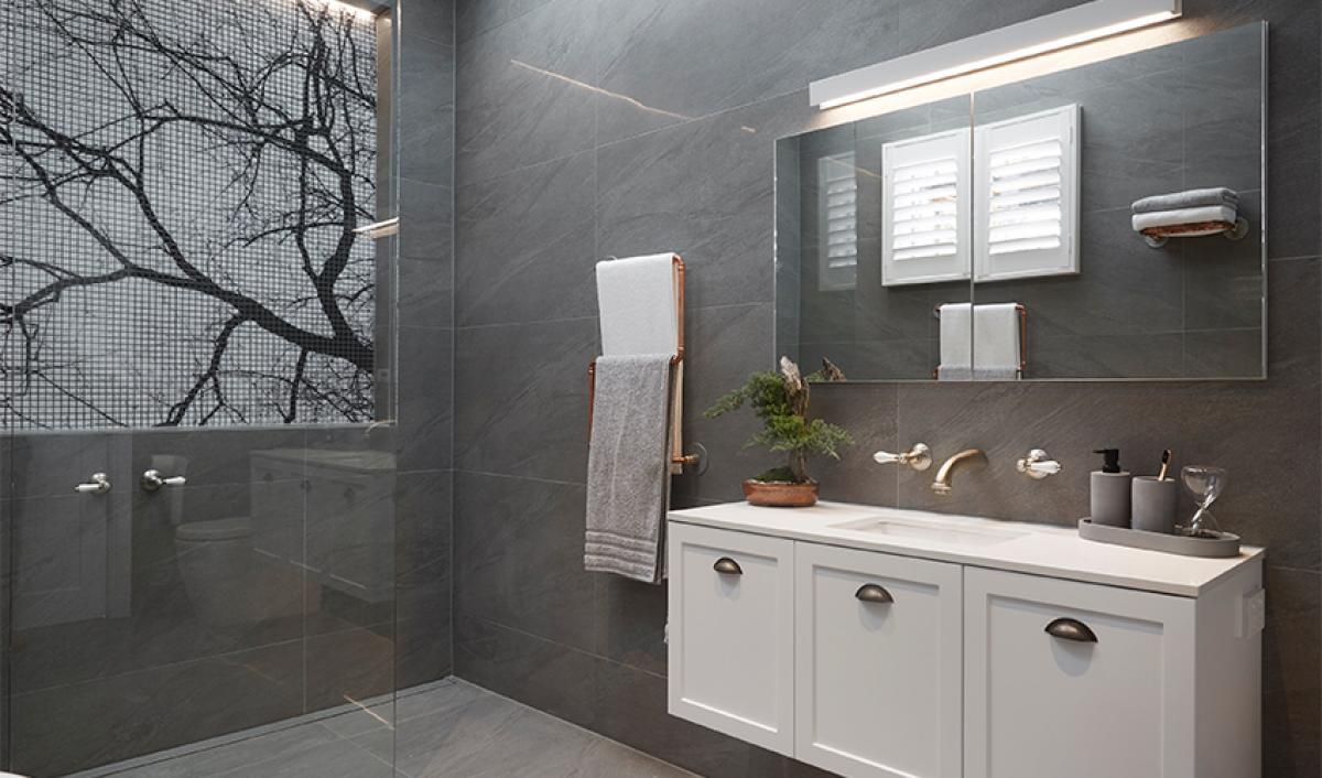 Reece theblock mainbathroom vanity