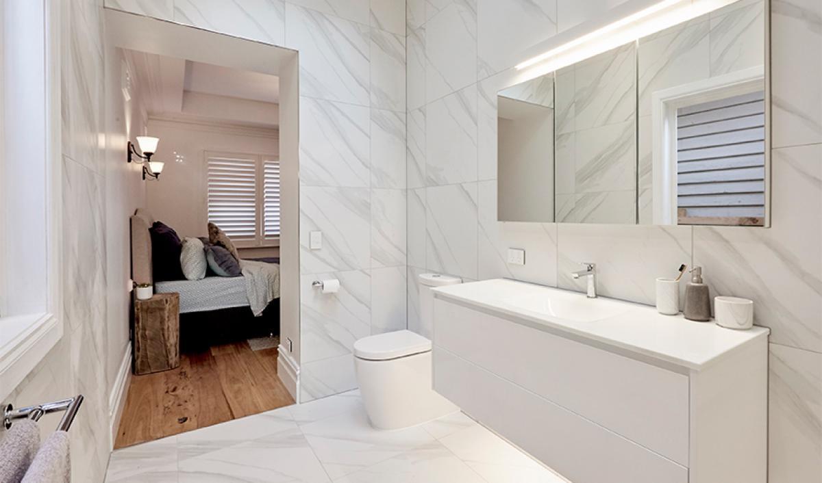 Reece theblock bathroom vanity unit