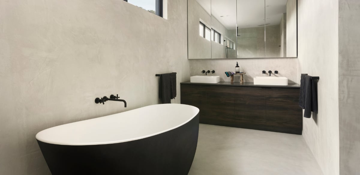 ivanhoe ensuite project gallery basin