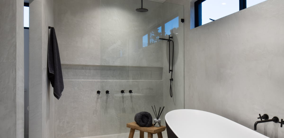 ivanhoe ensuite project gallery shower