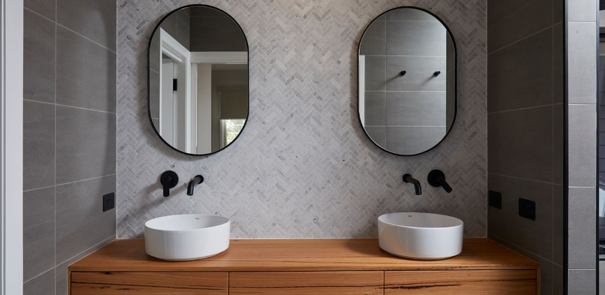 sawtell ensuite project gallery basin