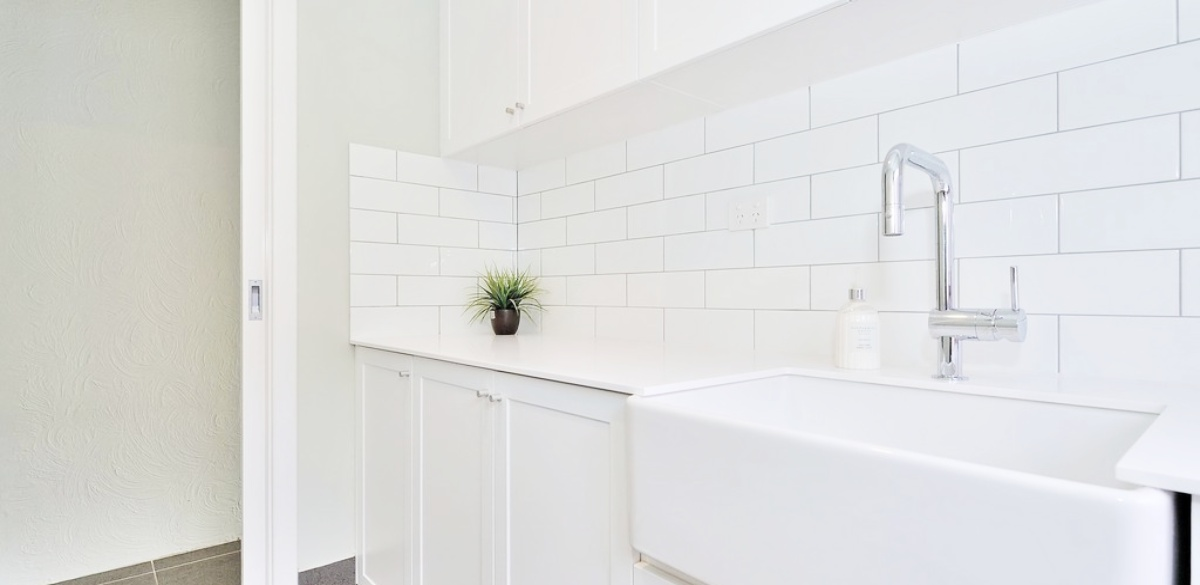 laundry tap sink