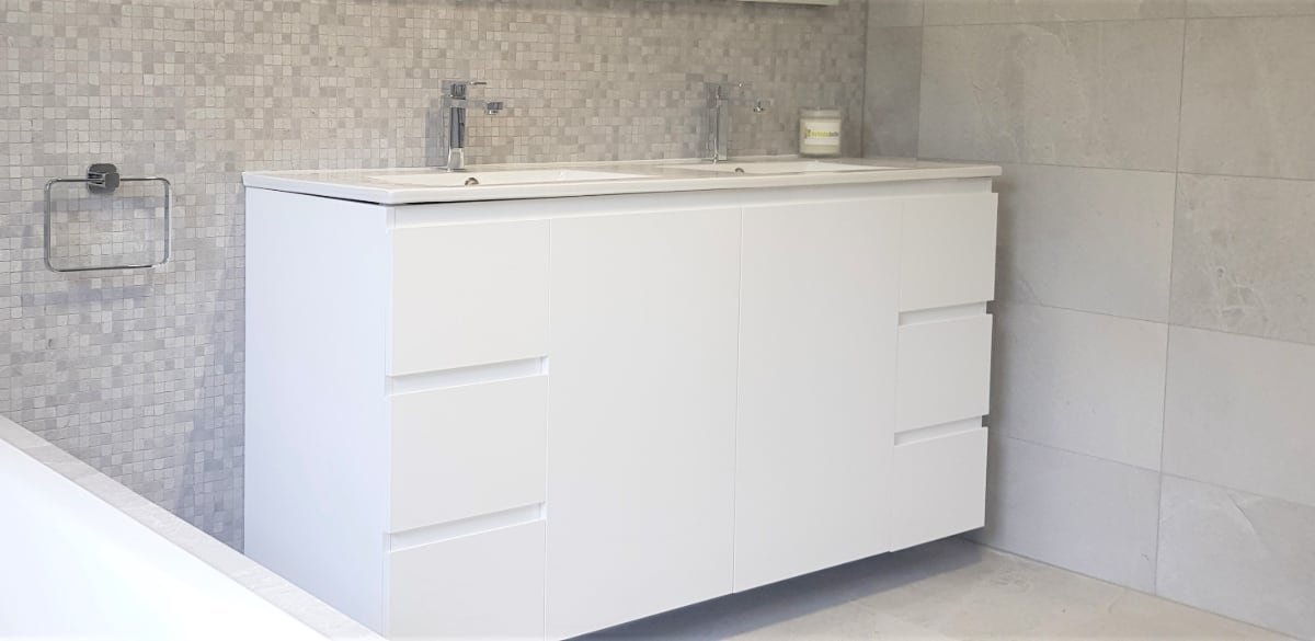 wahroonga main project gallery vanity
