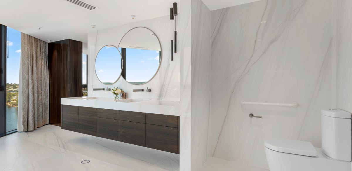 applecross ensuite project gallery basin
