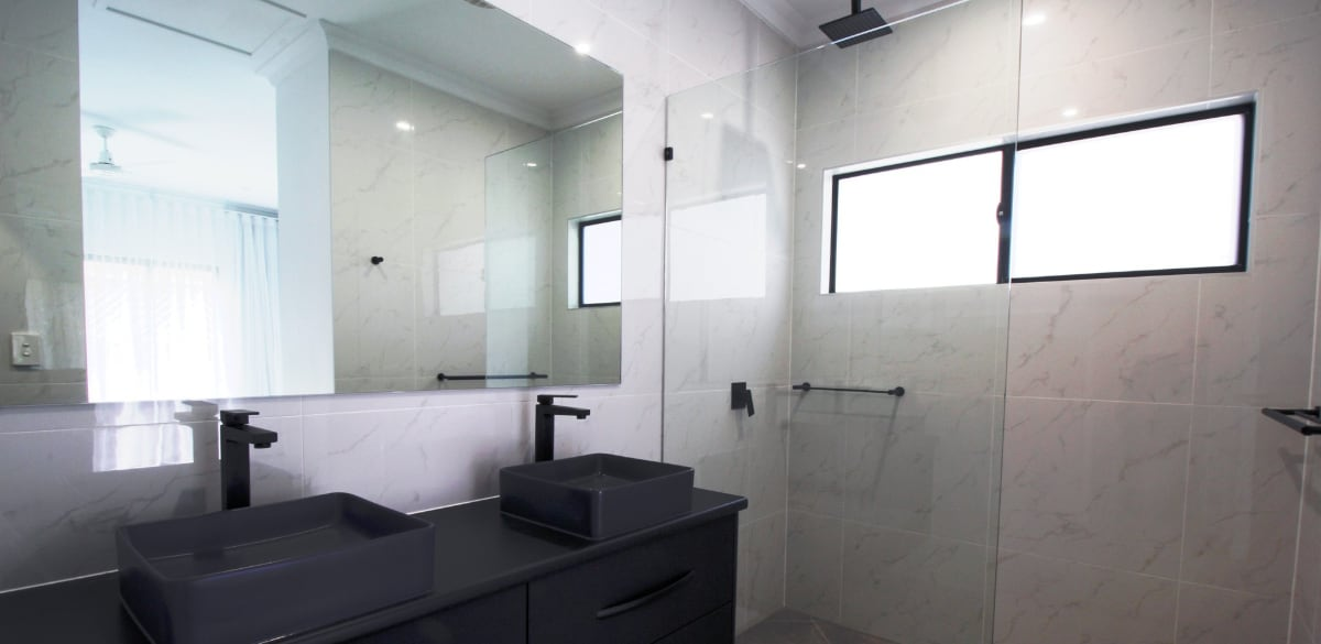 edgehill ensuite project gallery basin