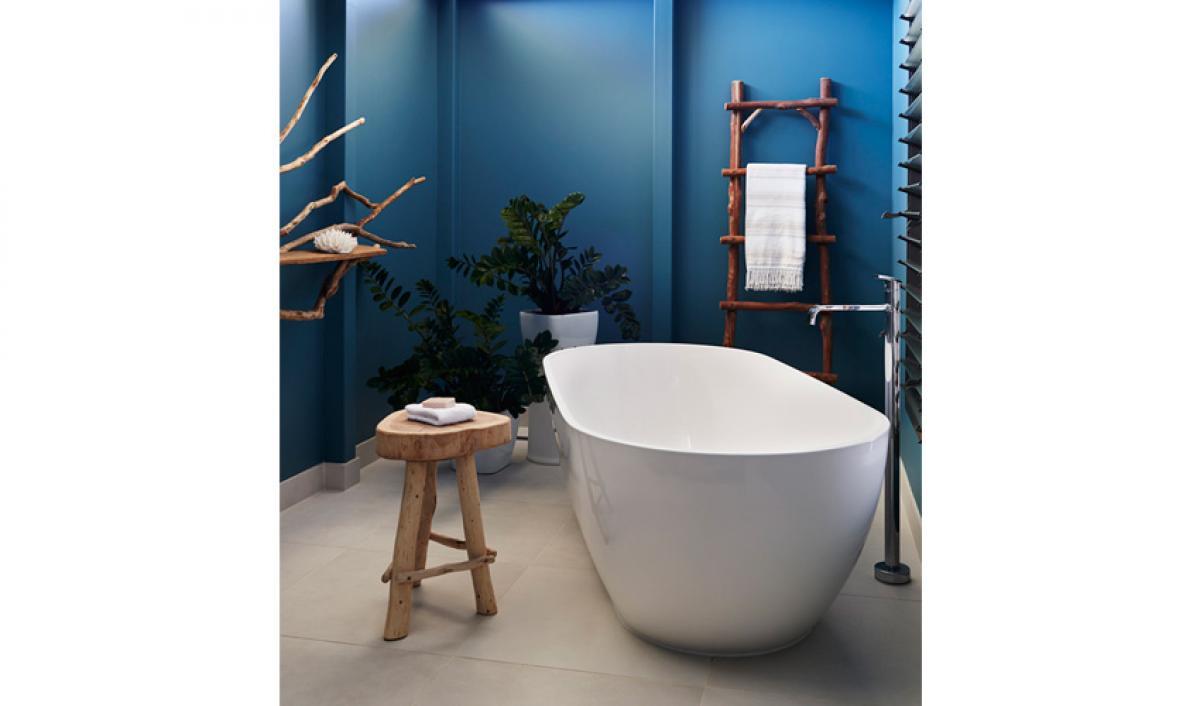 Reece Elements of Byron bathroom inspiration freestanding bath
