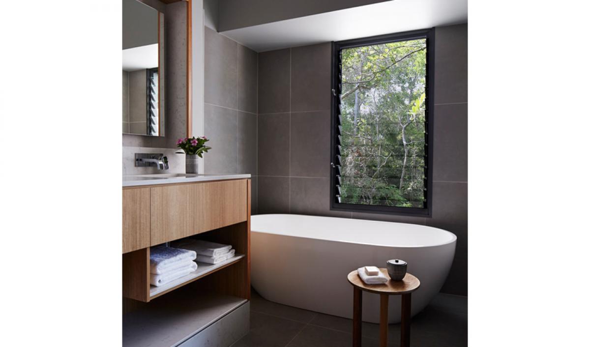 Reece Elements of Byron bathroom inspiration vanity bath