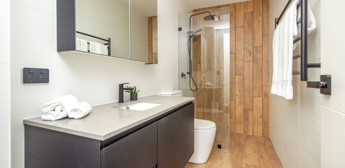 islington ensuite project galllery tap