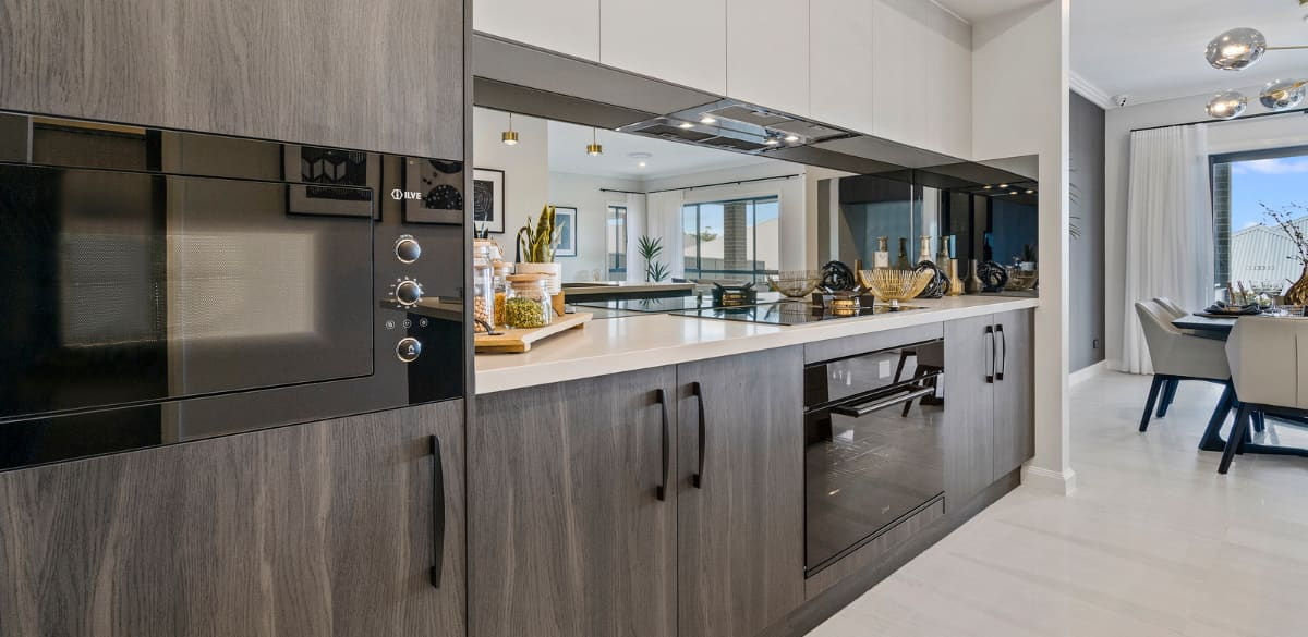 leppington kitchen project gallery oven