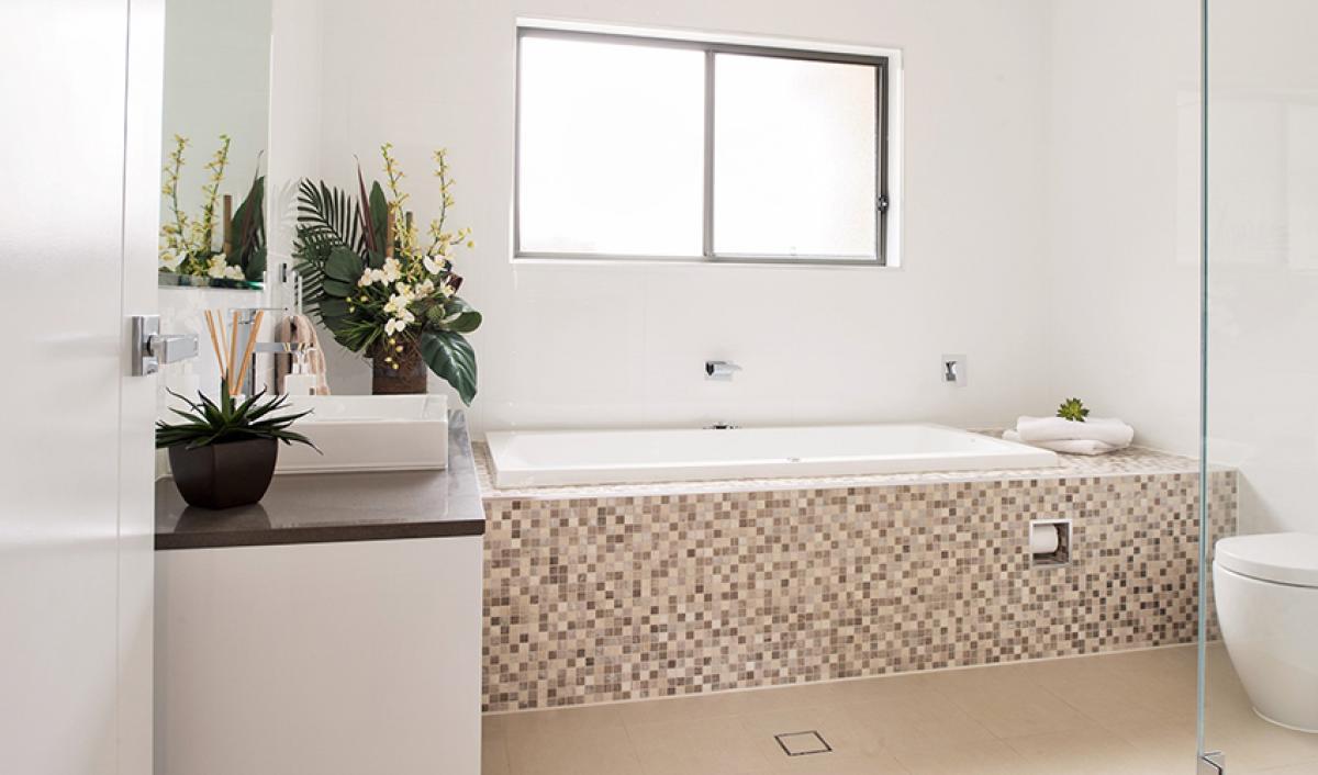 Reece bathrooms Narellan Main Bathroom Bath