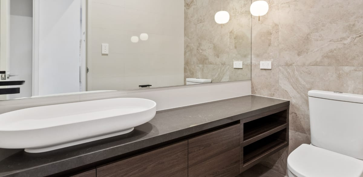 ardross ensuite project gallery basin