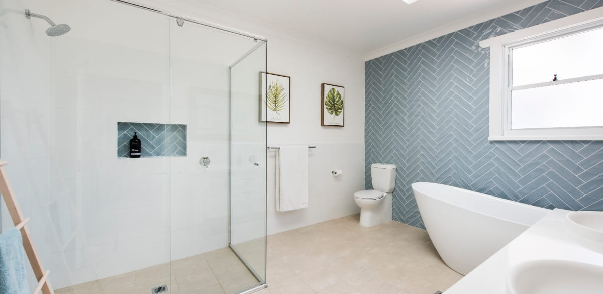 mudgee main project gallery shower