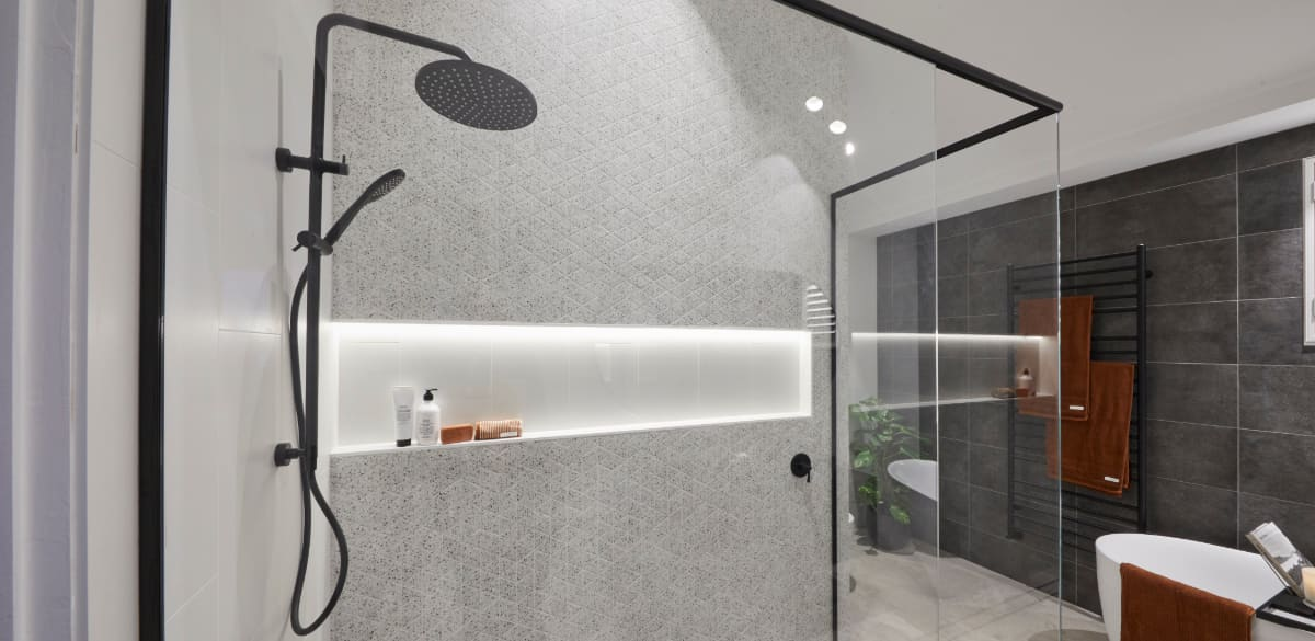 sarahandgeorge main project gallery shower