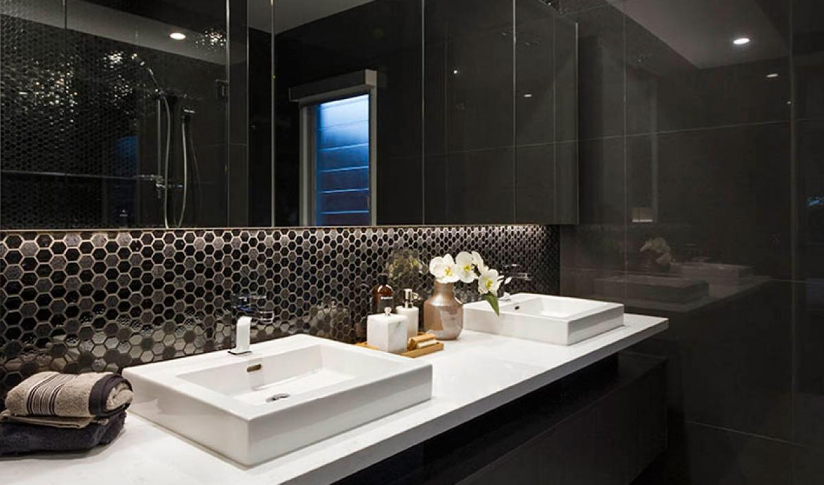 Reece bathrooms counter basin inspiration gallery