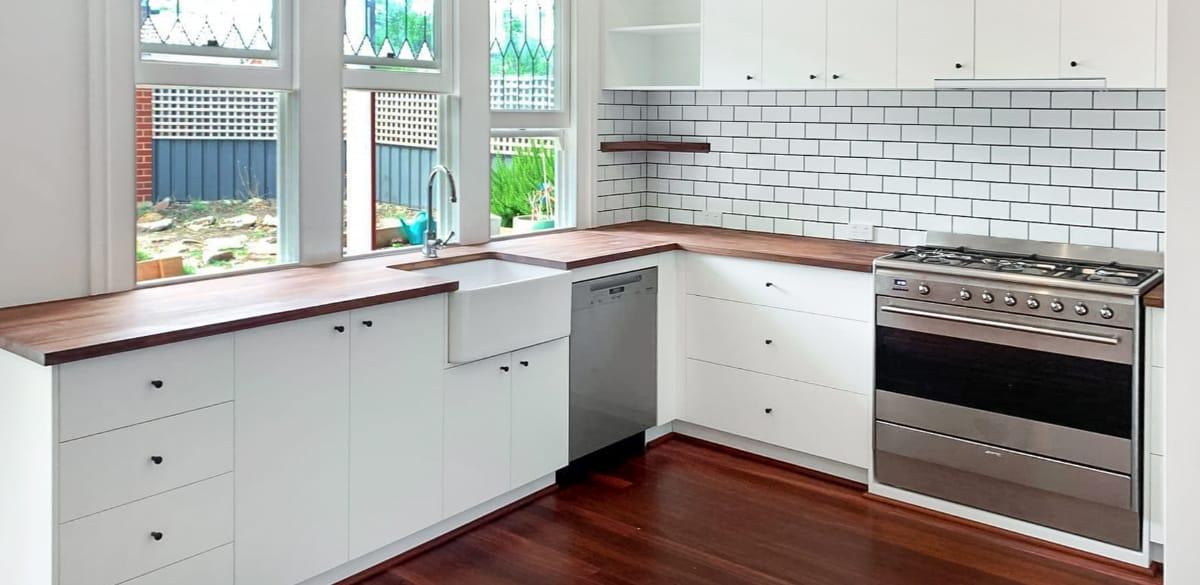 woodbridge kitchen project gallery sink