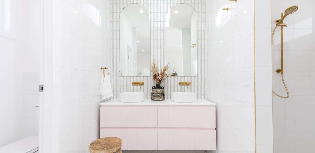 bonville ensuite project gallery vanity