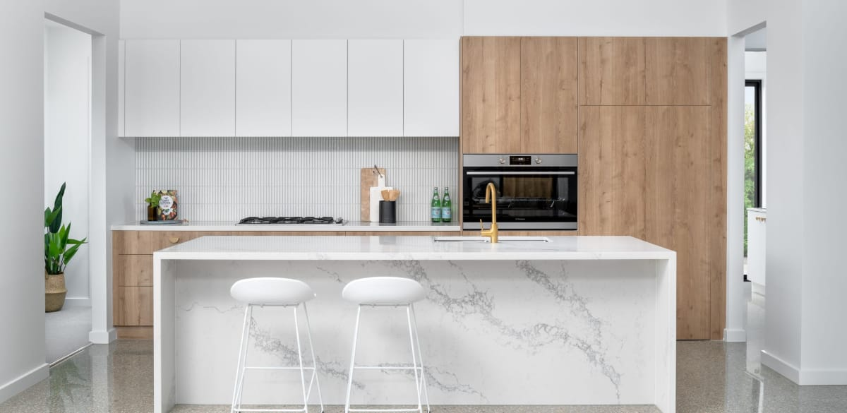 drouin kitchen project gallery tap
