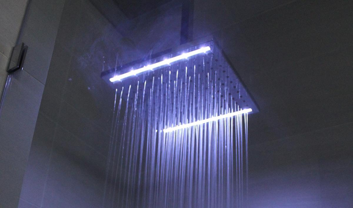 Reece bathroom gallery nikles led shower