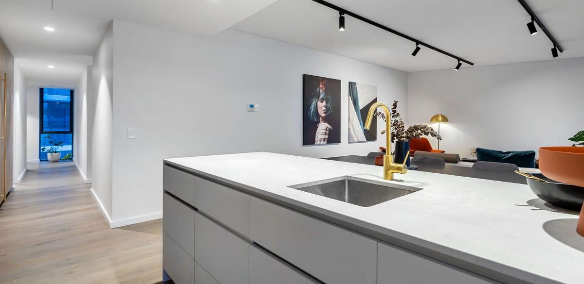 jandakot kitchen project gallery tap