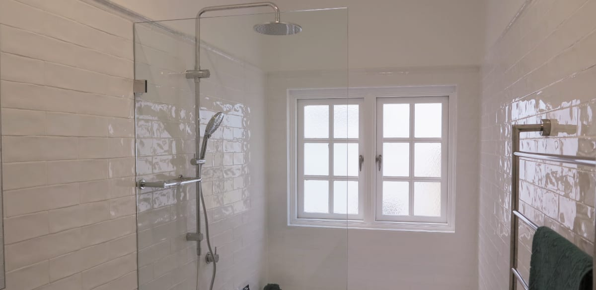 coogee main project gallery shower