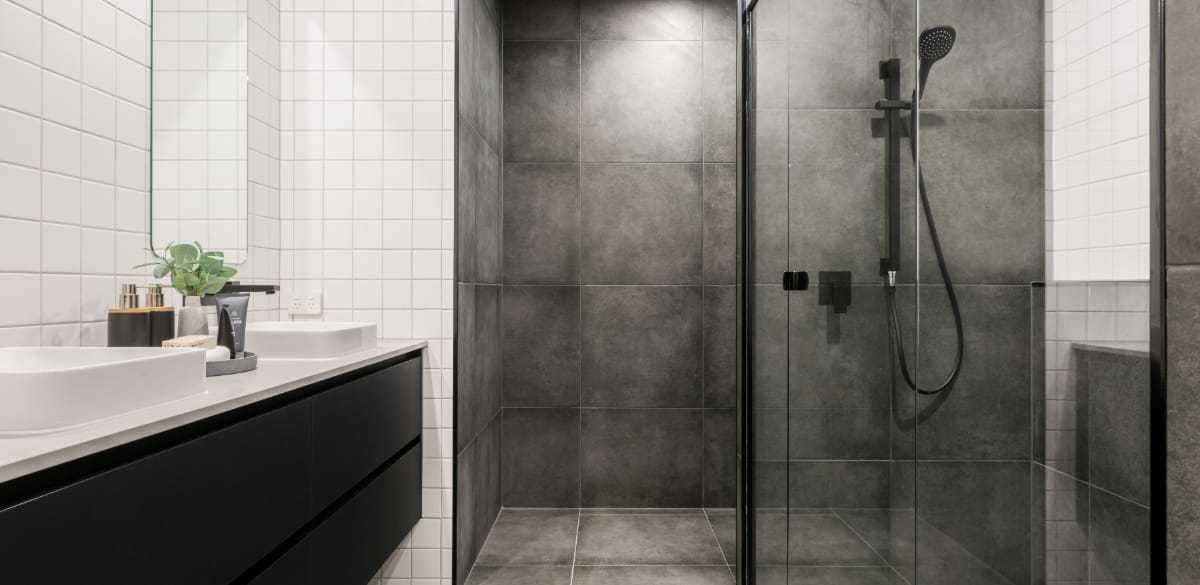 newport ensuite project gallery shower