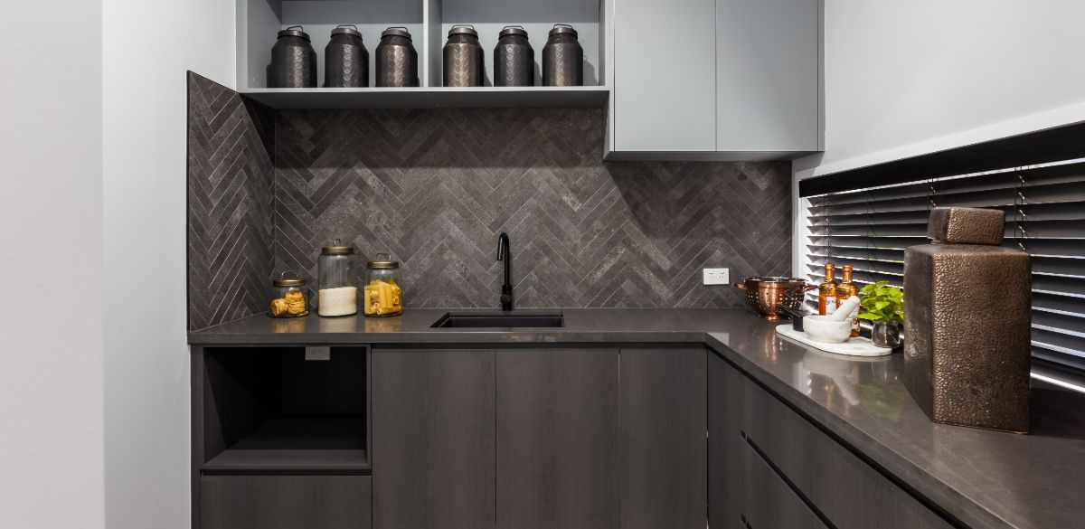 Coomera kitchen project gallery butlers pantry