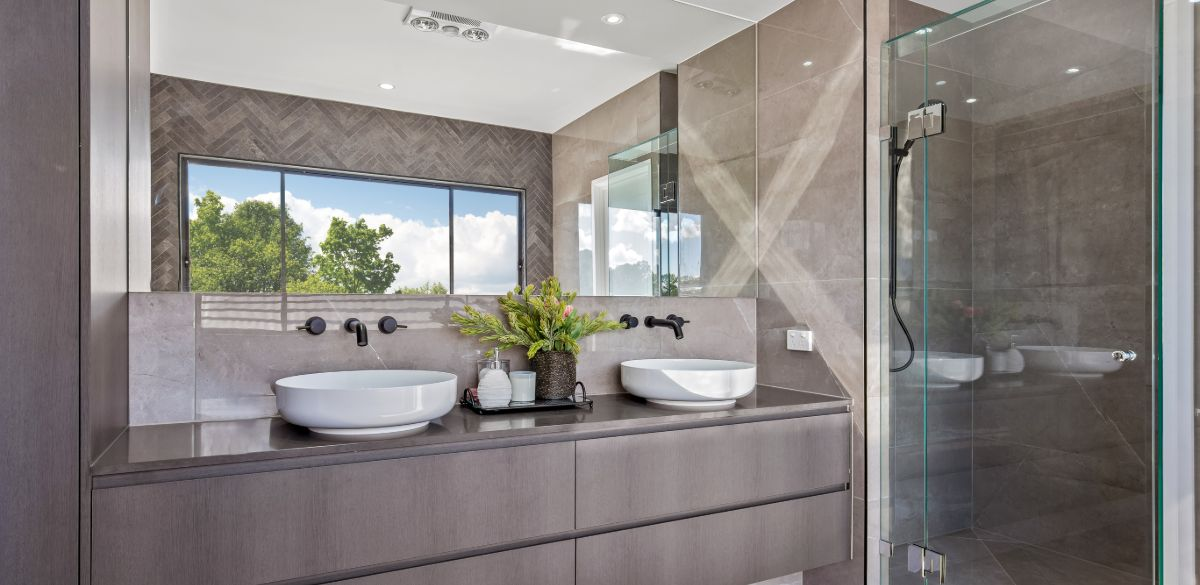 Coomera ensuite project gallery basins
