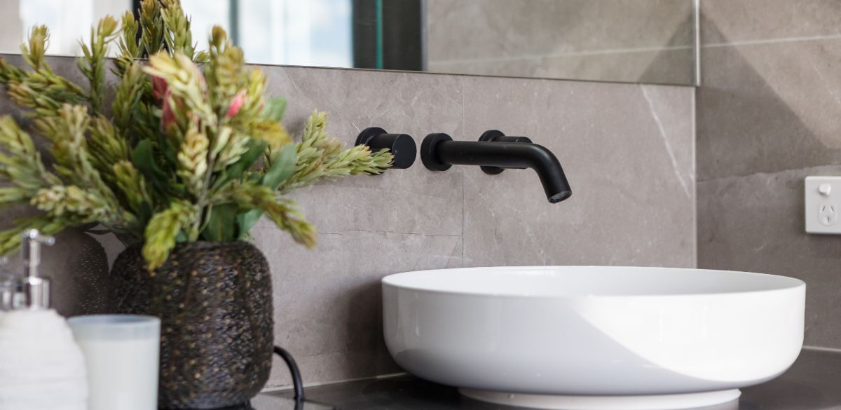 Coomera ensuite project gallery tap