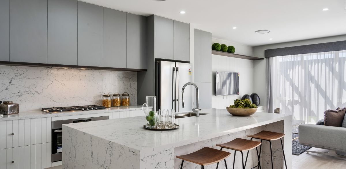 Greenbank kitchen project gallery tap