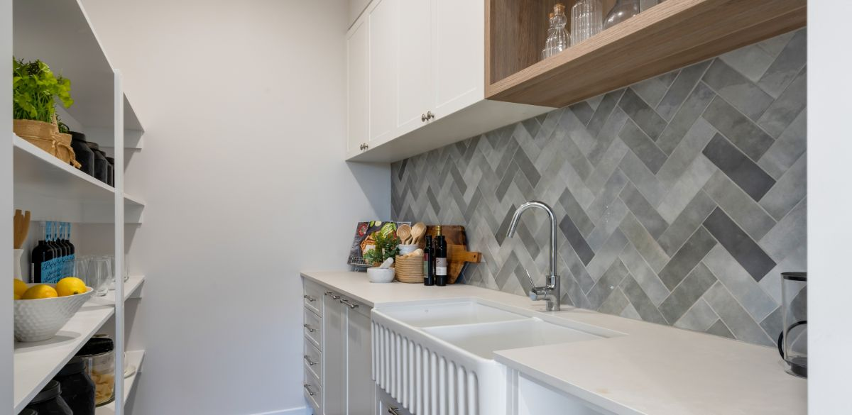 Toowoomba kitchen project gallery pantry