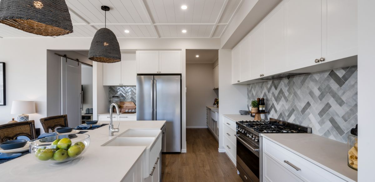 Toowoomba kitchen project gallery sink