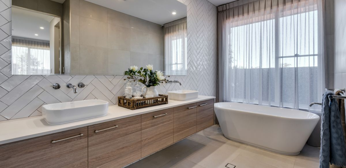 Toowoomba ensuite project gallery tapware