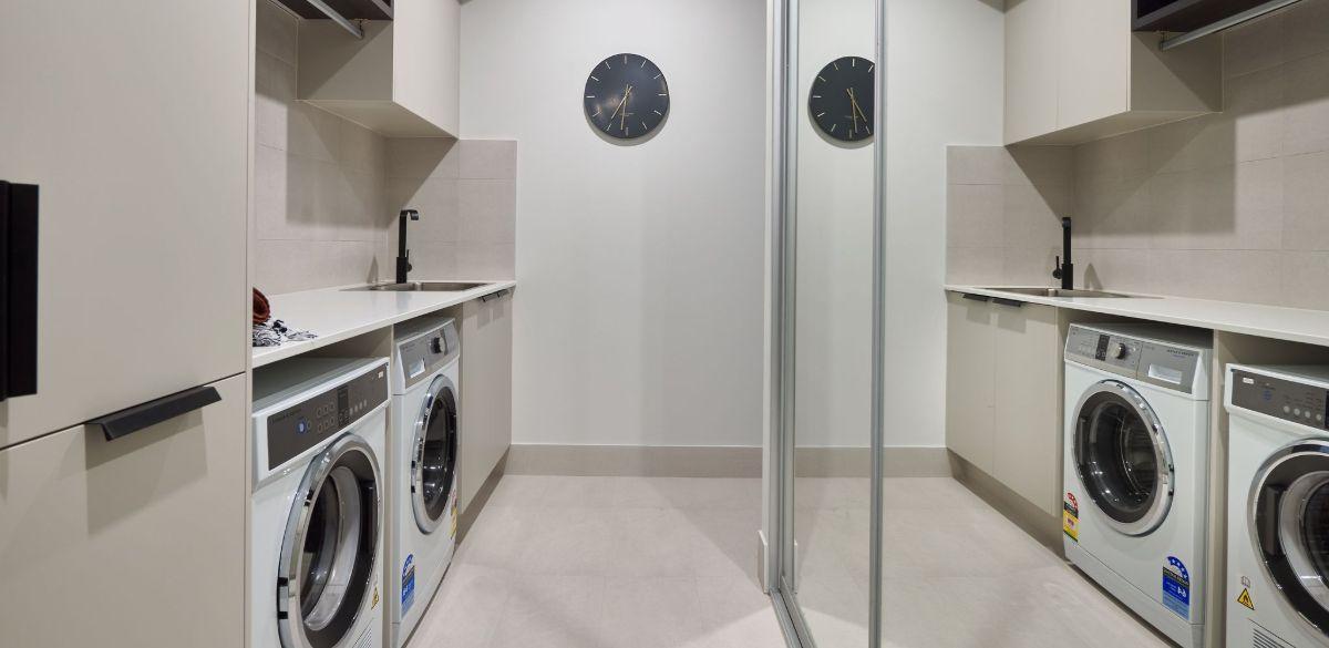 ellenbrook laundry project gallery tapware